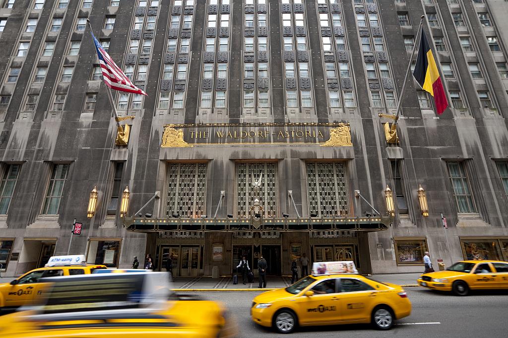 纽约华尔道夫酒店耗资约20亿美元的翻修工程将于下月正式动工