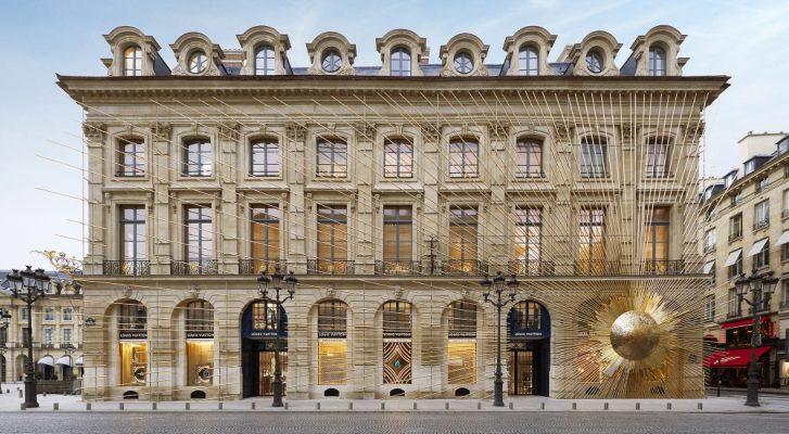 回到163年前的原点:Louis Vuitton在品牌史上首家门店原址建设的全新旗舰店开门迎客
