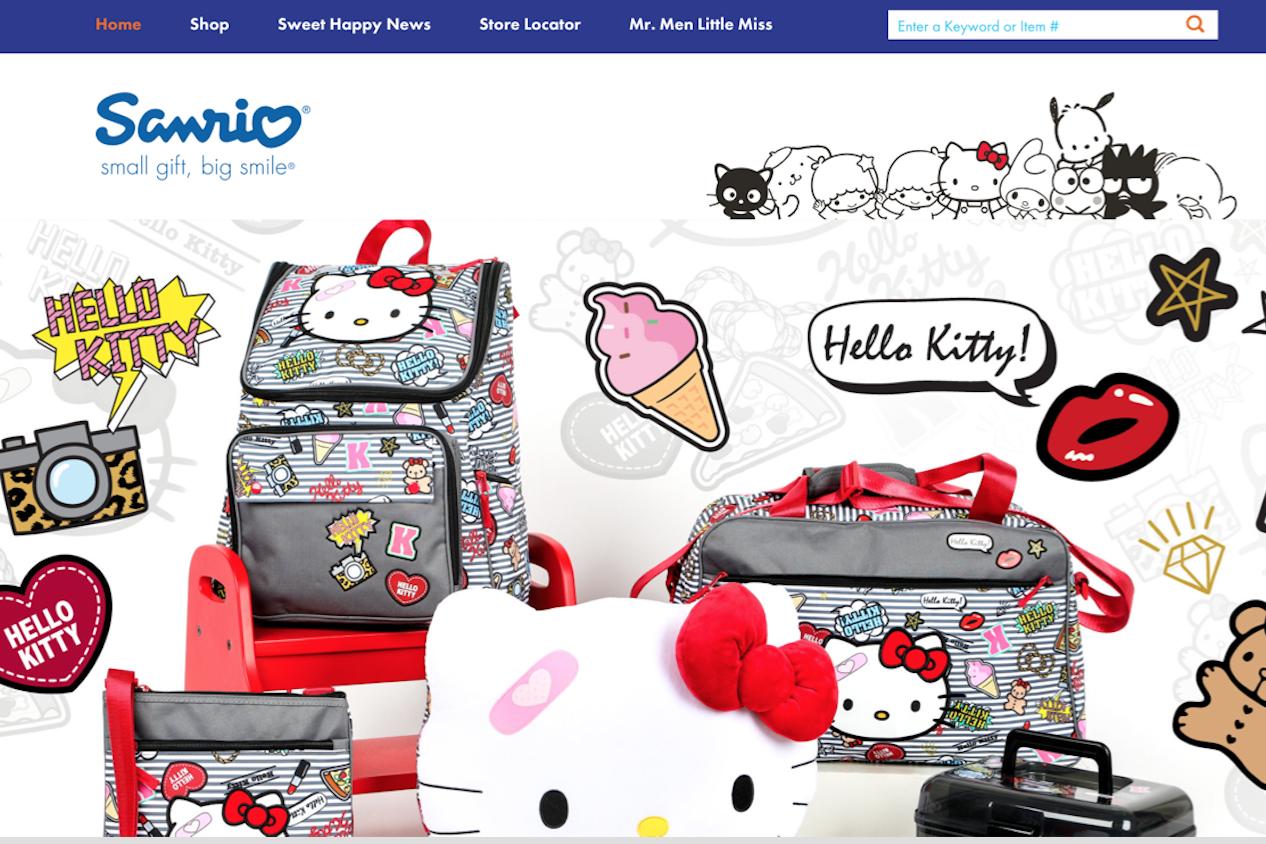 Hello Kitty 也要长大!日本三丽鸥集团计划将这个传统的儿童品牌拓展到成人奢侈包袋市场