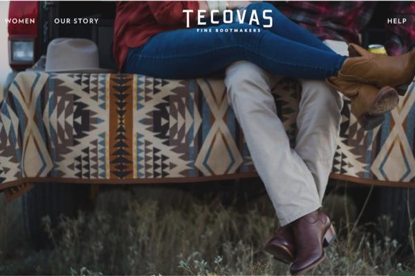 把奢侈马靴的价格砍到三分之一!互联网高端马靴品牌 Tecovas 获 260万美元融资