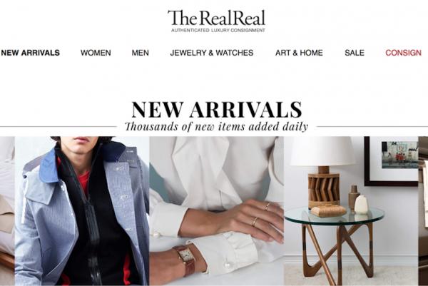 目标总商品价值量达 10亿美元,二手奢侈品寄售网站The RealReal 创始人披露公司未来发展计划