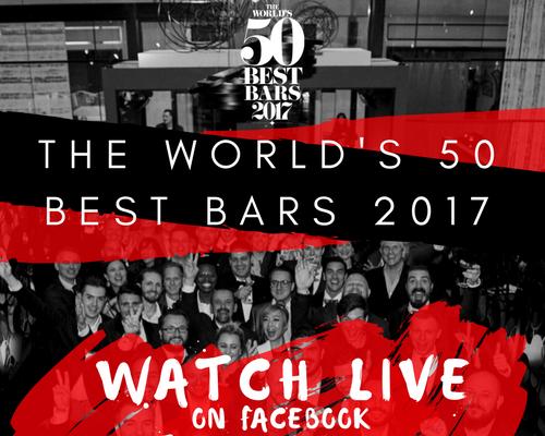 2017全球50佳酒吧排行榜出炉:伦敦 AmericanBar 夺冠,上海Speak Low 跻身前十