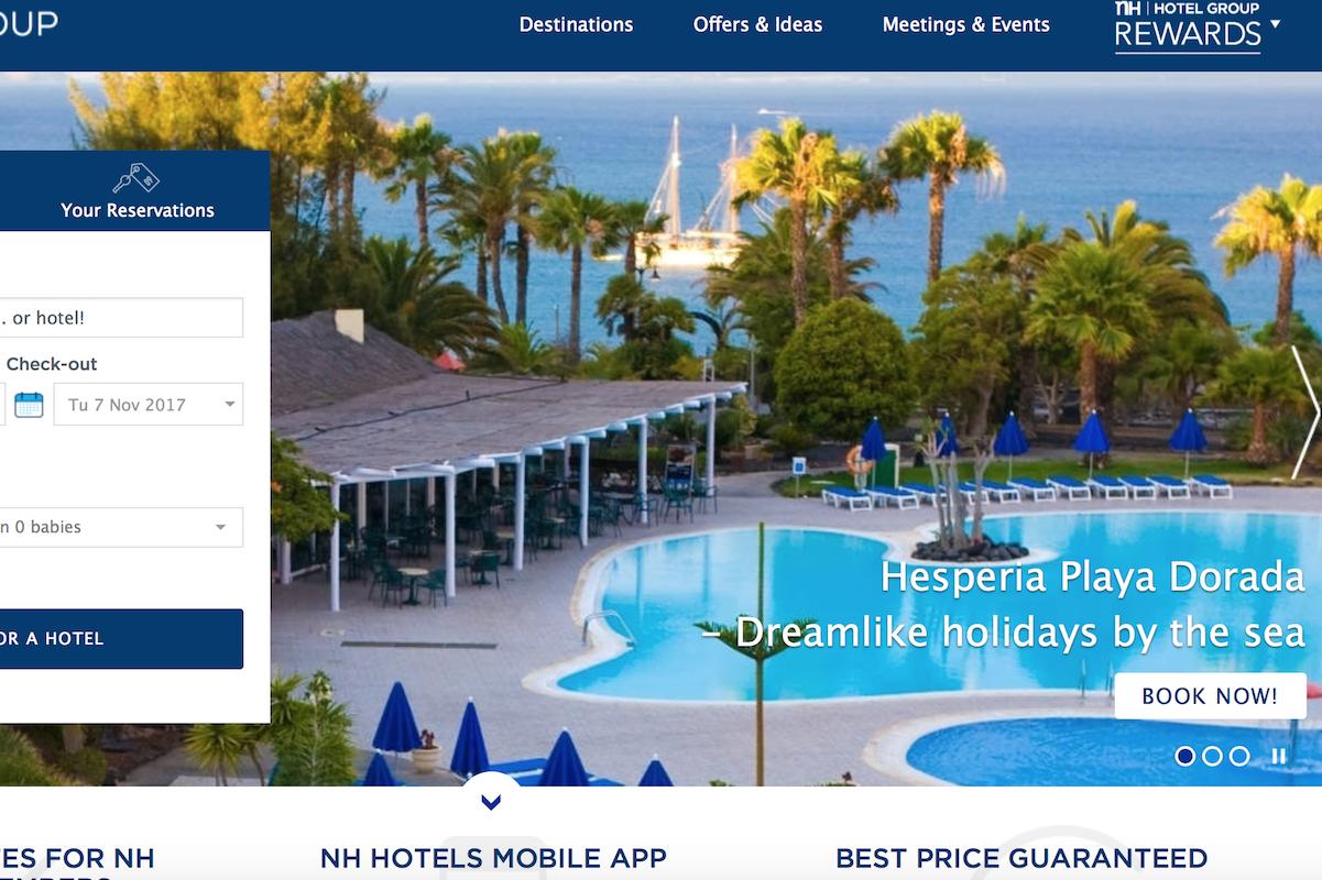 传:中国海航集团或将出售其持有的西班牙NH酒店集团29.5%股权,雅高为最大潜在买家