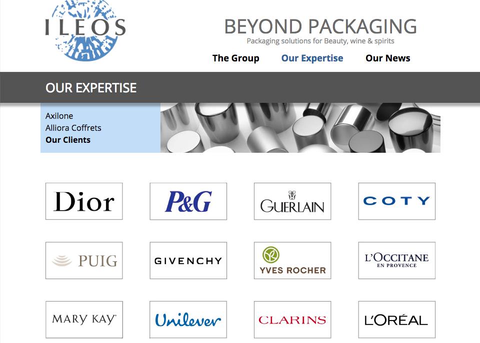 中信资本或将收购全球领先的美妆包装供应商 Axilone