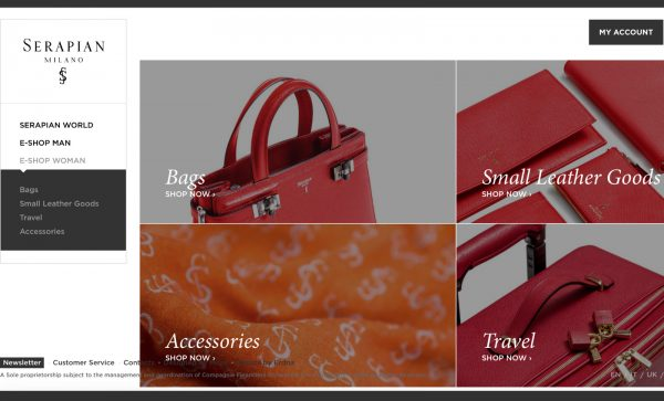 历峰集团收购卡地亚皮具供应商、意大利高档皮具品牌 Serapian