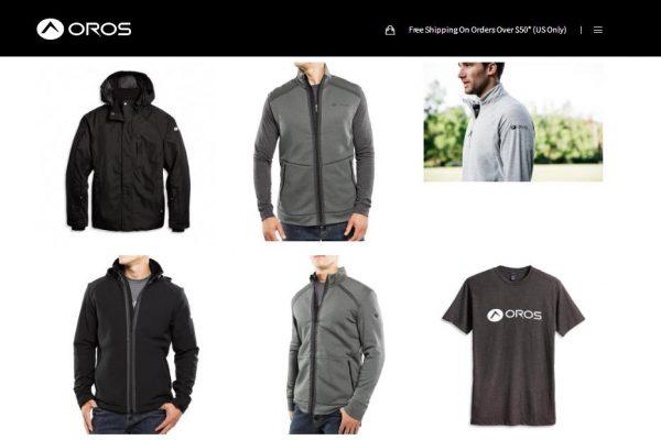 用宇航服里的高科技材料制作户外服装,OROS获200万美元投资,中国峰尚资本参与