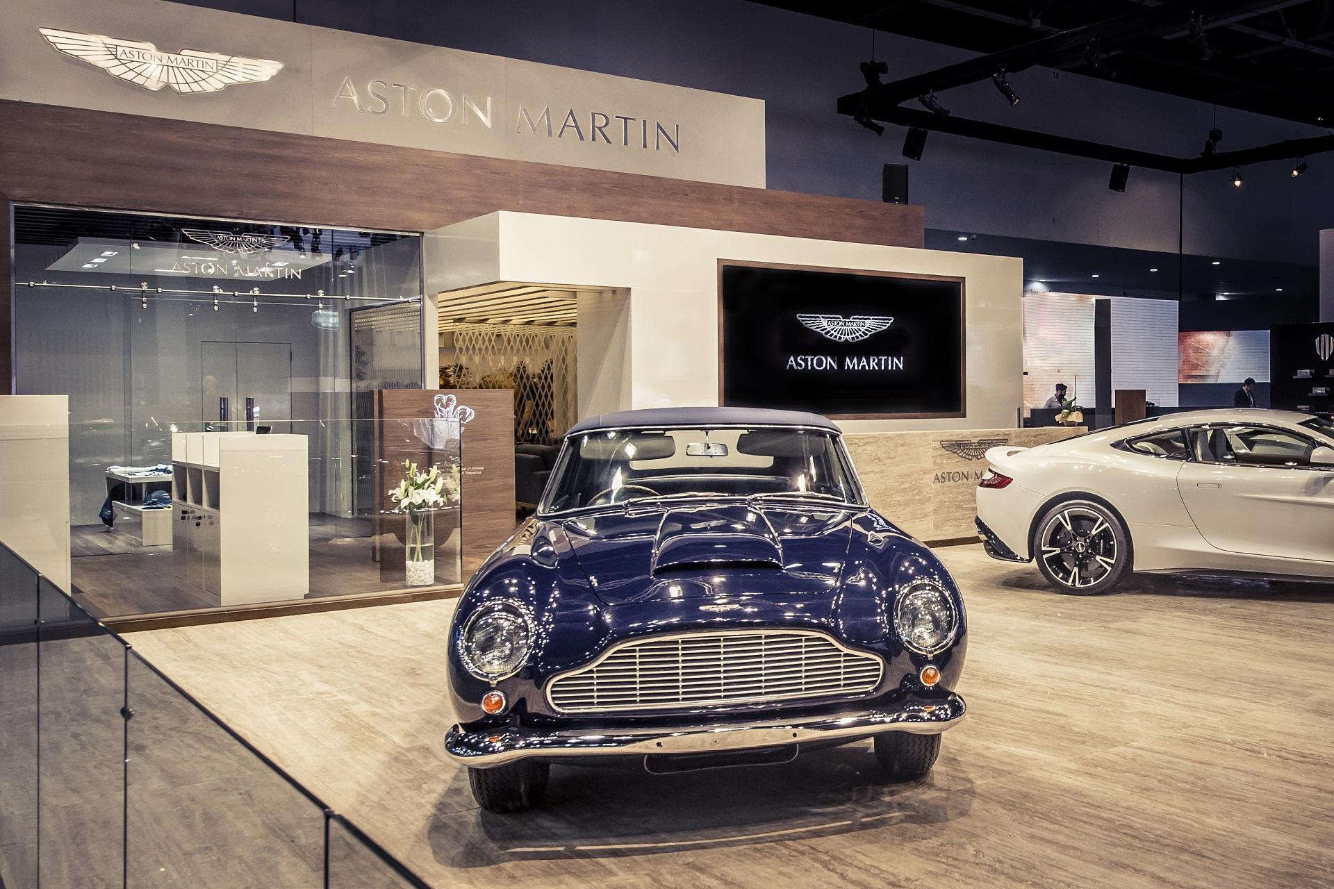 DB11超级跑车热销助阿斯顿马丁前9个月销售大涨 84%,连续11个季度业绩超过预期