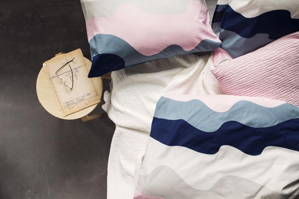 90%芬兰家庭都拥有的百年家纺品牌能否从中国市场分一杯羹?《华丽志》独家专访芬兰Finlayson品牌CEO