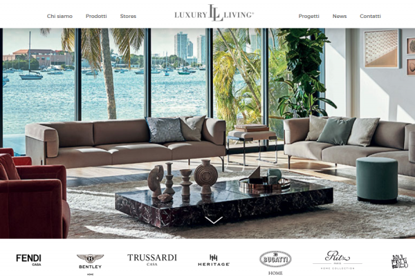 意大利奢华家具制造商 Luxury Living Group 发展近况:2017年销售额将达到 1.3亿欧元