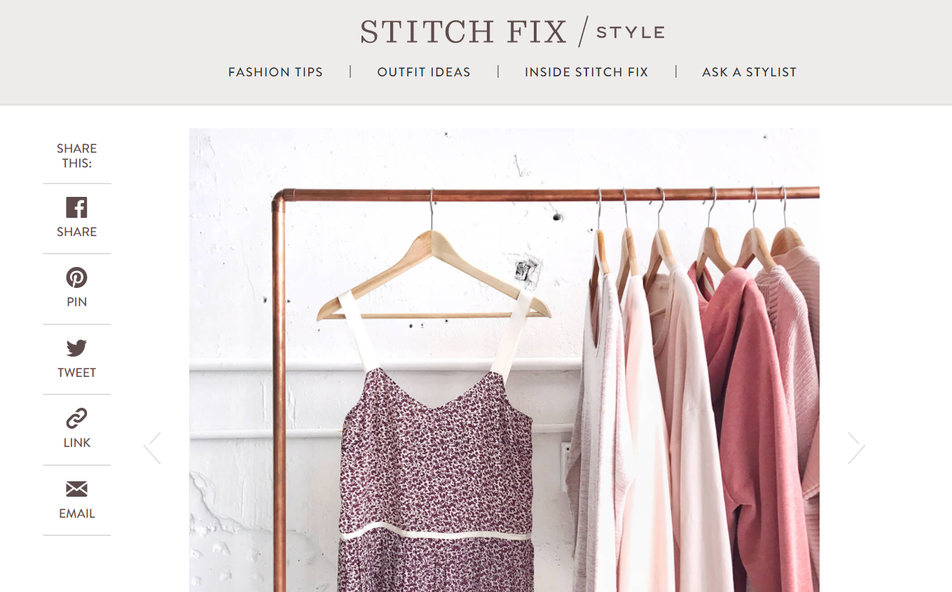 数据驱动的按月订购时尚电商 Stitch Fix 首度携手知名设计师:华裔设计师Jason Wu甘当第一个吃螃蟹的人