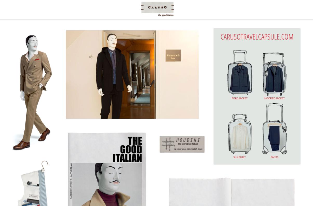 中国复星国际收购意大利奢侈男装品牌Caruso控制性股权,管理层二代接班