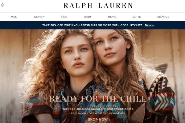 减少促销活动,控制成本,Ralph Lauren 第二季度销售表现好于华尔街预期
