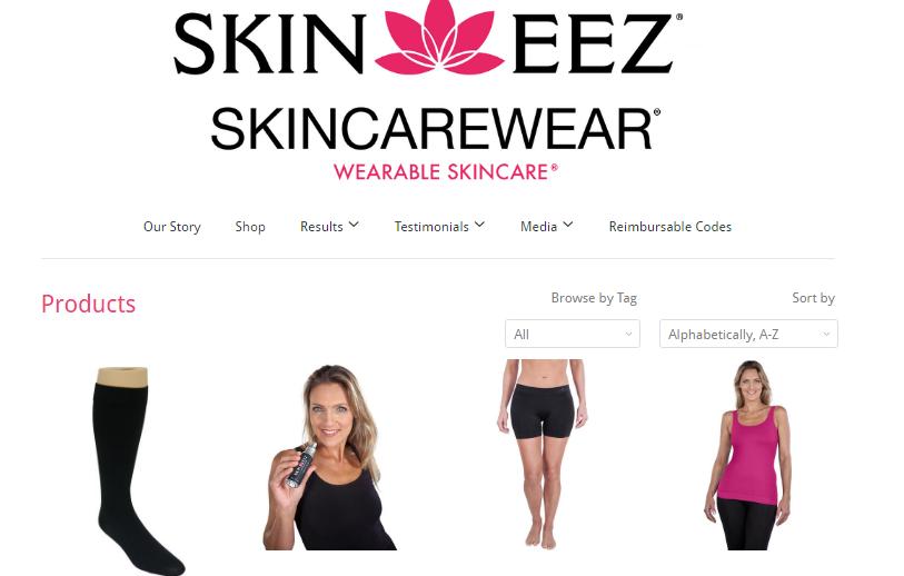 可穿着的护肤品:美国创新塑形护肤衣 Skineez 是如何快速蹿红的?