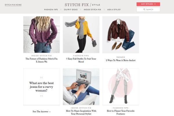 发行价低于预期,美国按月订购时尚电商 Stitch Fix 首次公开募股融资1.2亿美元