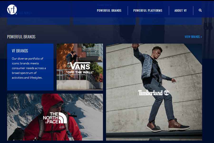 The North Face 和 Vans 的母公司、美国服饰零售巨头 VF 宣布停止使用动物皮草