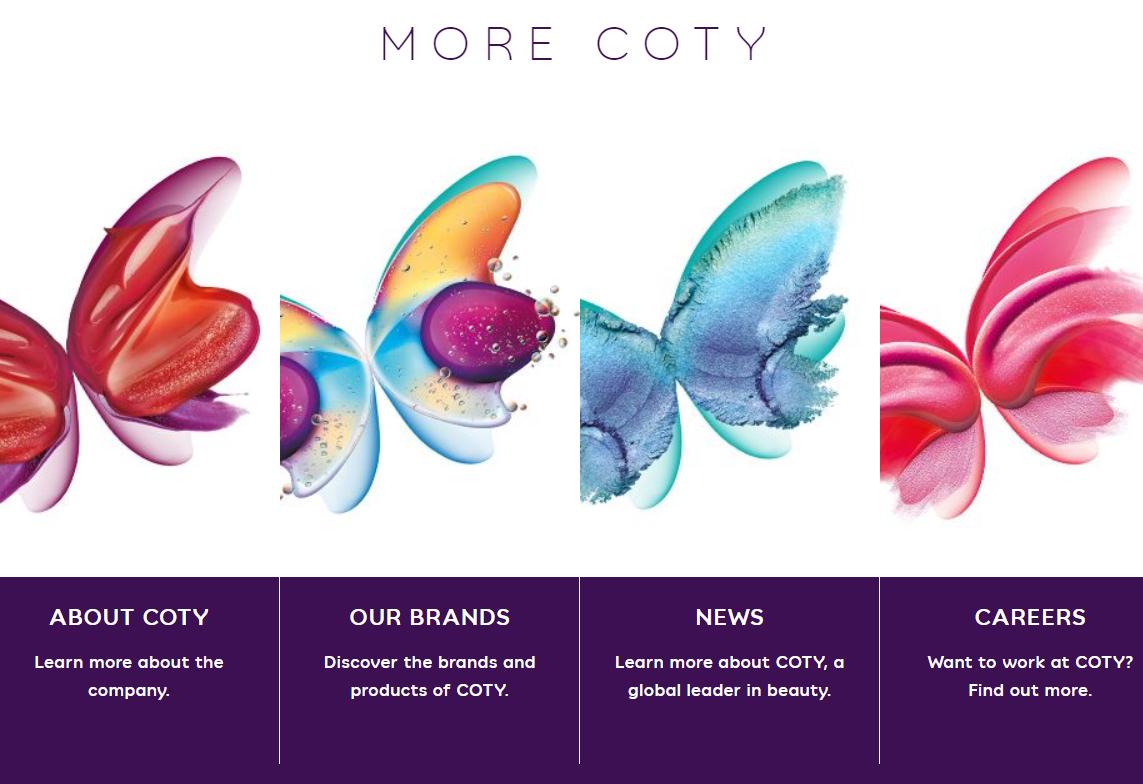 大举收购收到成效,美国美妆集团 Coty新财年一季度销售额增速超 100%