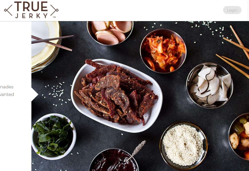家族基金 1K1V®投资旧金山健康牛肉干和火鸡肉干公司 True Jerky