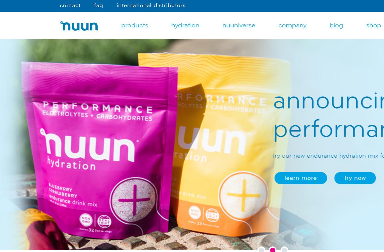 私募基金 TSG 收购创新运动饮料品牌 Nuun&Company 少数股权