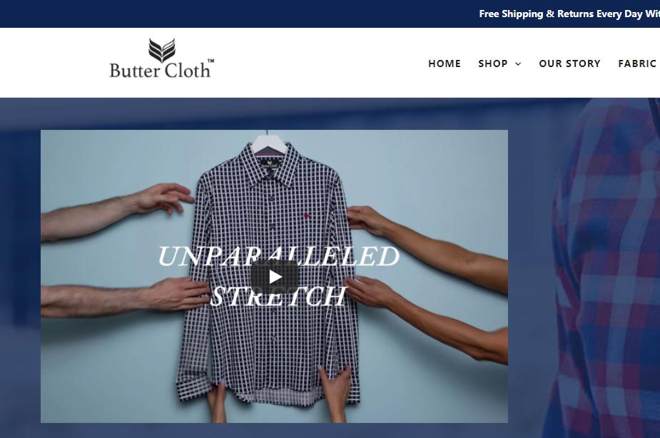 采用专利创新面料的加州男士衬衫初创品牌 Butter Cloth 获得前 NBA 球星投资