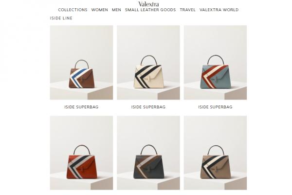 意大利奢侈皮具制造商 Valextra 迎来创立80周年纪念, 2017年销售额有望增长70%