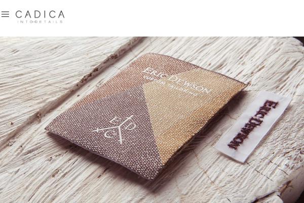 年产4亿多个品牌标签的意大利公司 CADICAGROUP 调研消费者对服装标签的看法