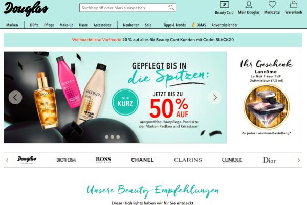 欧洲香水和化妆品零售集团 Douglas 完成对两家意大利同行的收购,年销售总额达27亿欧元