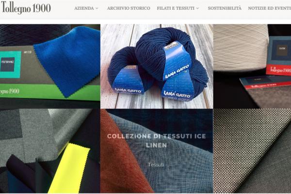 意大利羊绒纱线及面料制造商 Tollegno 1900 面料事业部成立20周年,控股公司年销售1.56亿欧元