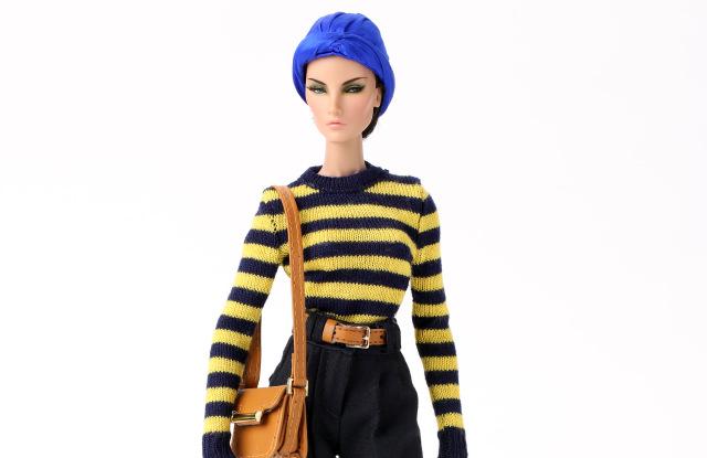 为纪念同名品牌成立10周年,华裔设计师Jason Wu与老东家合作,推出五款限量版娃娃
