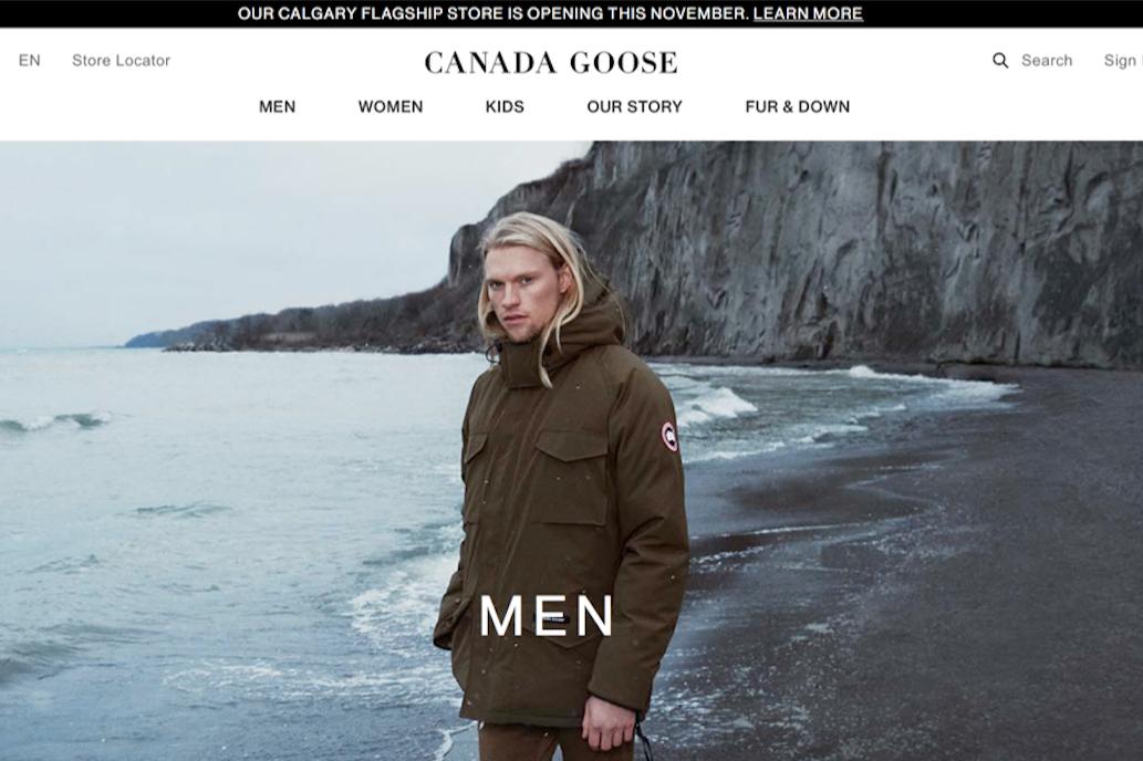 Canada Goose最新季报销售额大增34.7%,股价应声冲上历史新高