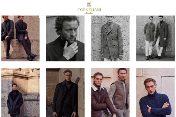 新东家新面貌,意大利高级男装品牌 Corneliani 多管齐下推行改革