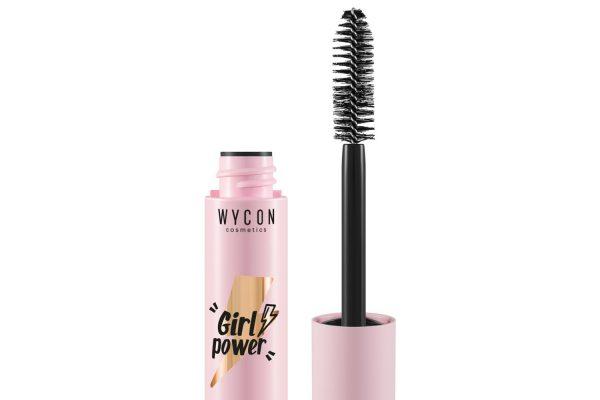 """意大利的彩妆制造商 Wycon 推出""""女孩力量""""睫毛膏,收益贡献给保护女性免遭暴力的公益活动"""