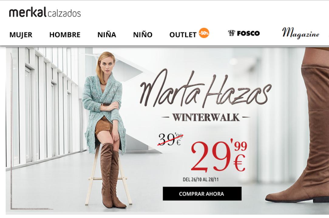 法国时尚集团Vivarte 出售鞋履品牌 Merkal Calzados,私募基金 OpCapita 接手