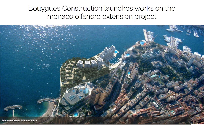三分之一的居民是百万富翁!摩纳哥投资20亿美元填海造房,满足旺盛的置业需求
