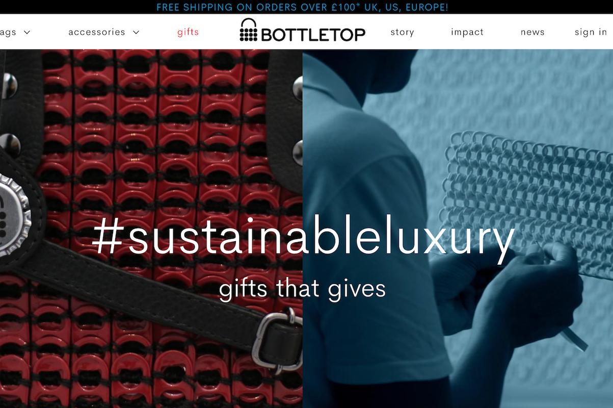 """世界上第一个""""零浪费""""环保门店:英国环保奢侈品牌 Bottletop 伦敦旗舰店惊艳亮相"""
