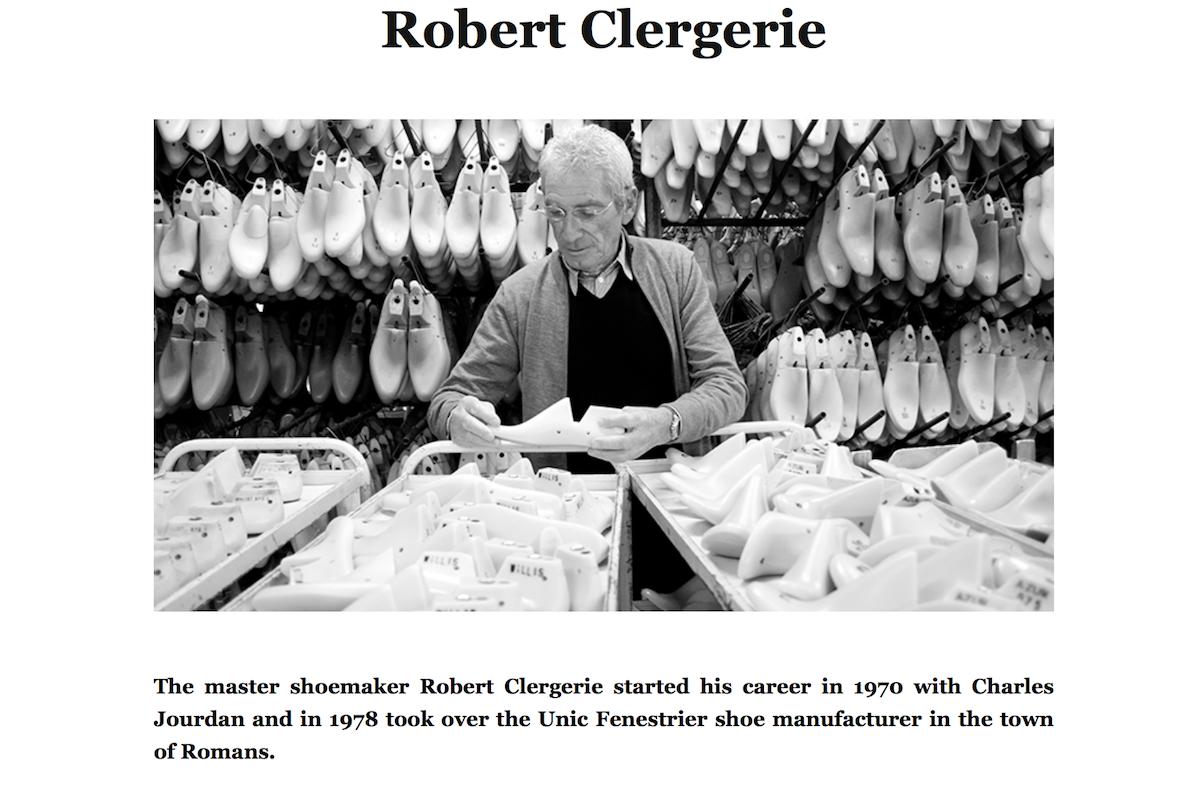 法国奢侈品鞋履品牌 Robert Clergerie 深陷困境,70岁的同名创始人变卖财产,二度重出江湖