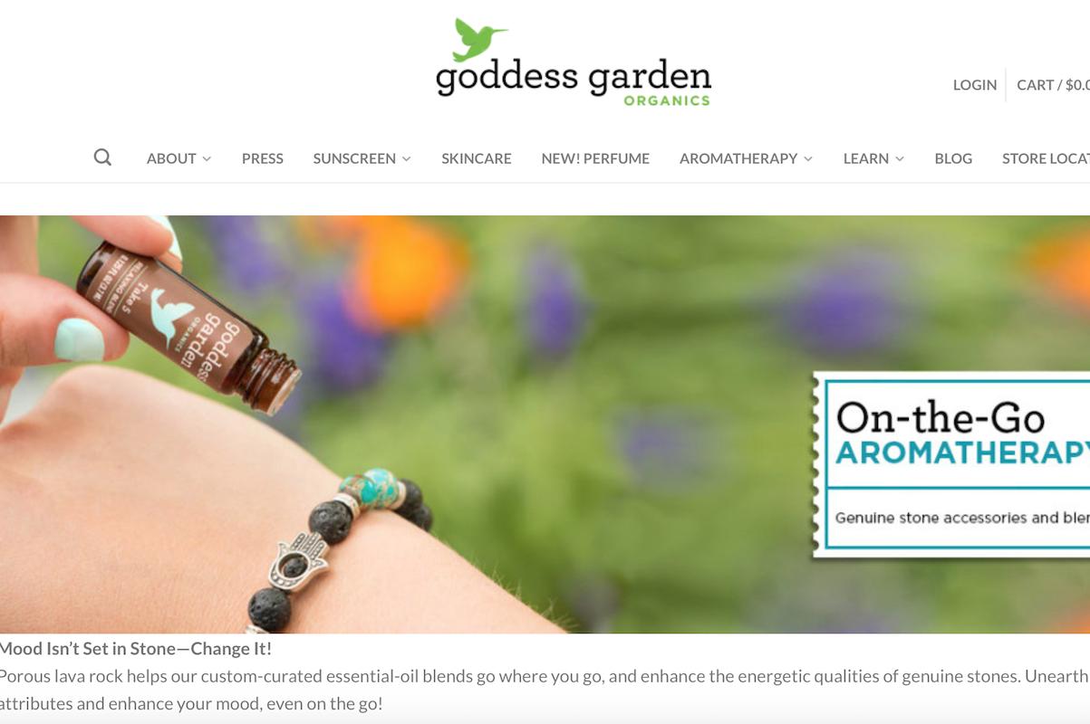 美国有机护肤品牌 Goddess Garden 完成B轮融资,加拿大Renewal Funds领投