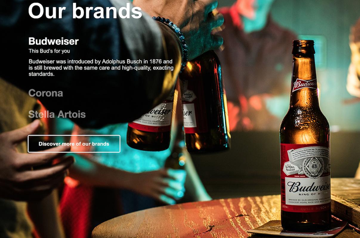 百威英博:2017年普通啤酒最大的竞争对手并非精酿啤酒,而是红酒和烈酒