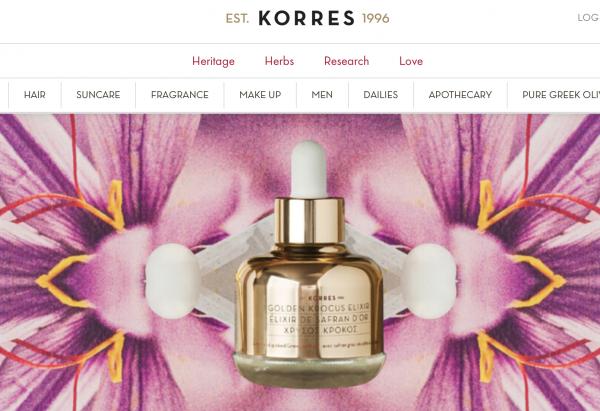 中国专业护肤品经销商百润联手摩根士丹利旗下私募基金收购希腊药妆品牌 Korres 70%股权