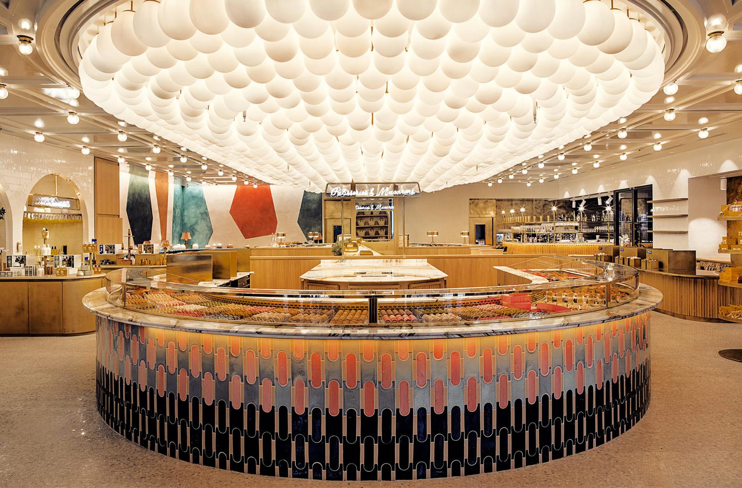 """""""食""""""""色""""终于走到一起了!欧舒丹携手法国奢侈甜品 Pierre Hermé 开设概念性门店 86Champs"""