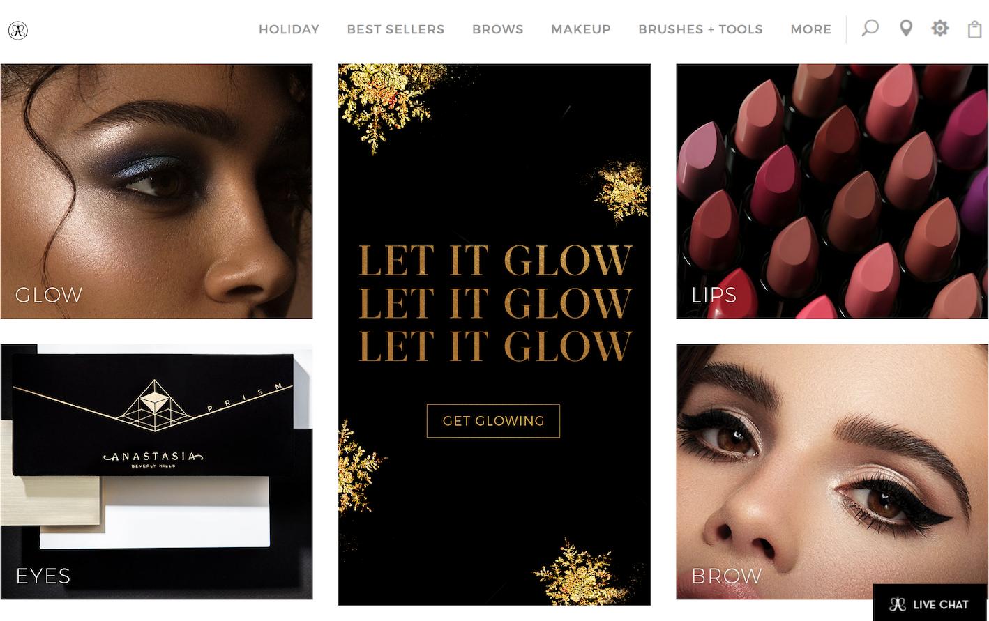 传:当红眉妆品牌 AnastasiaBeverly Hills 寻求出售,交易金额或高达数十亿美元