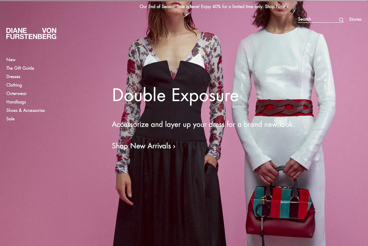美国设计师品牌Diane Von Furstenburg 与日本 Sanei 公司终止合作
