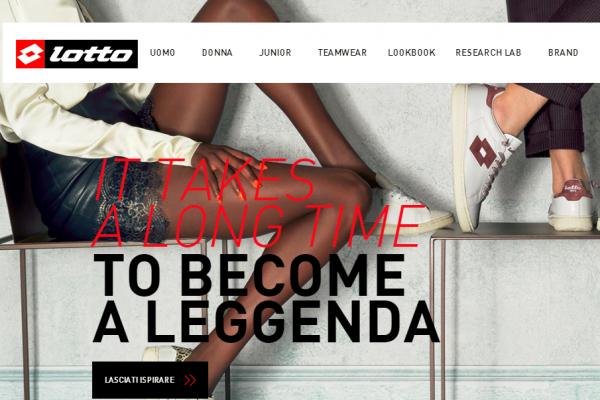 意大利运动鞋履制造商 Lotto Sport Italia 品牌架构调整, 5大事业部将实现年销售额 2.84亿欧元
