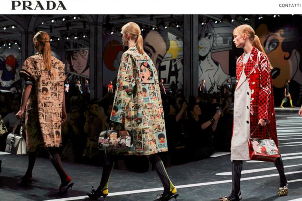 看好品牌的数字化战略,意大利两大投资银行上调 Prada 集团股票的目标价
