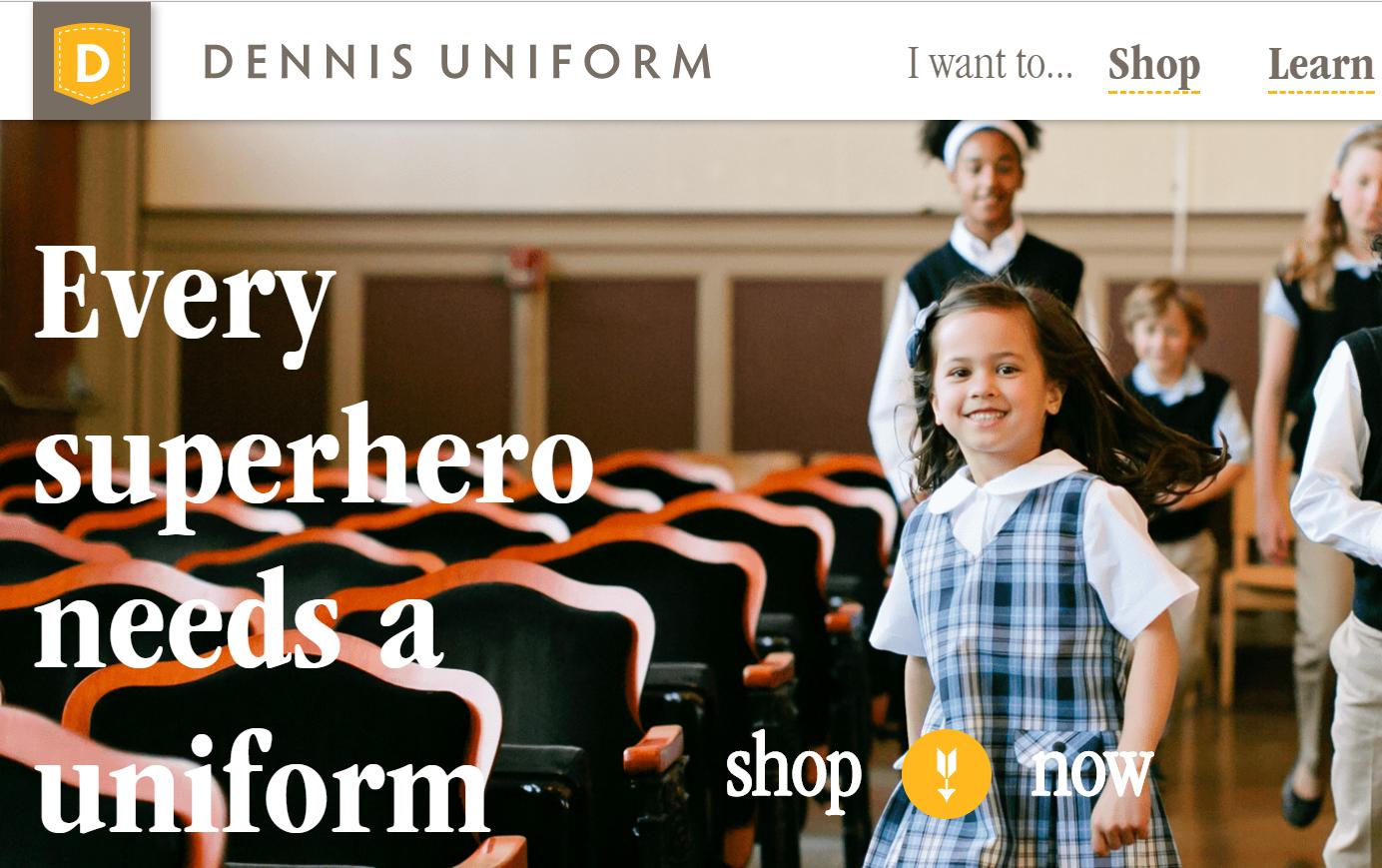 私募基金Spanos Barber 投资北美历史最悠久的校服供应商Dennis Uniform