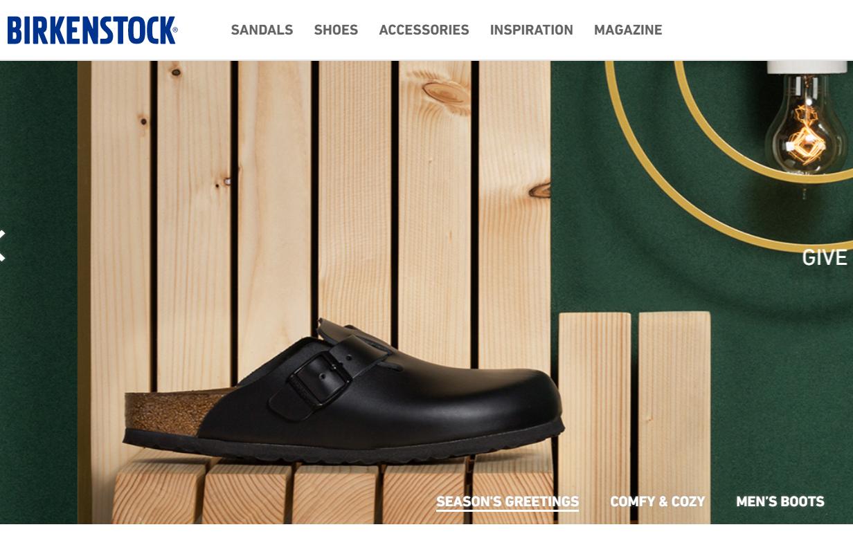 指责电商巨头亚马逊不作为,德国百年凉鞋品牌 Birkenstock 解除与其欧洲分公司的合作关系