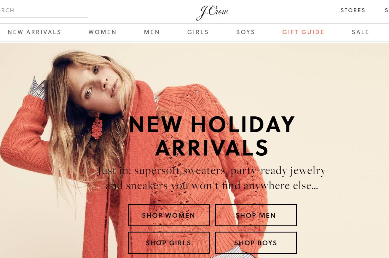 上季度同店销售大幅下滑,J. Crew 将关闭纽约SoHo 区旗舰店