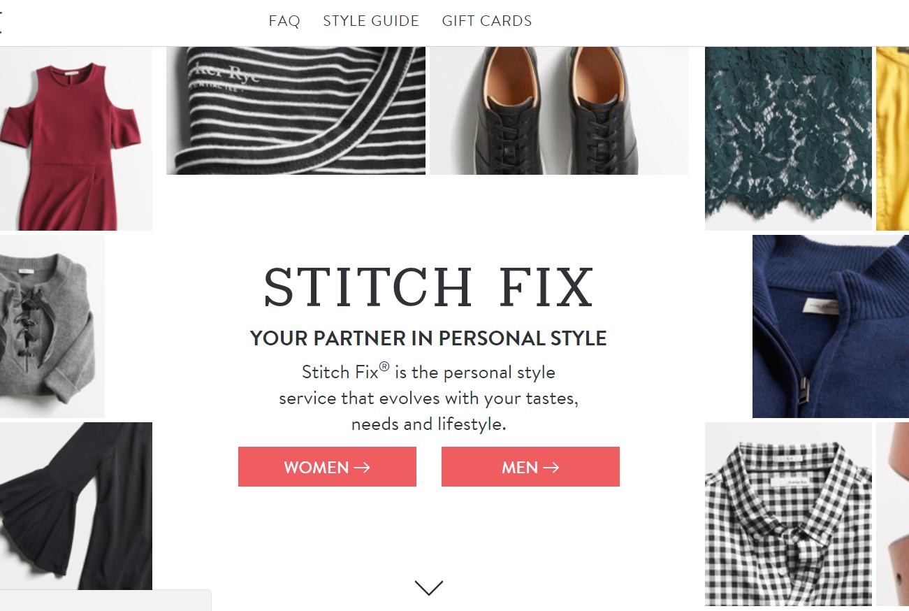 进军新业务冲击盈利情况,Stitch Fix 上市后首度披露季度财务数据引来股价大跌