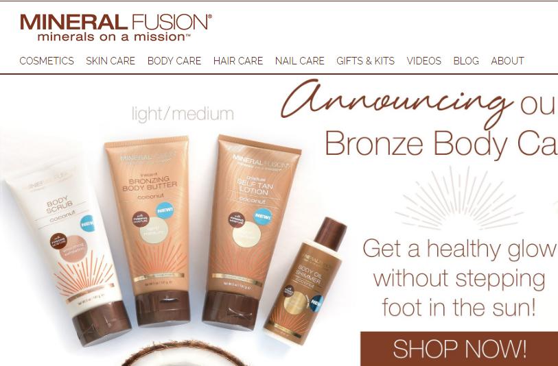 澳大利亚天然美妆生产商 BWX 收购美国天然矿物美妆品牌 Mineral Fusion