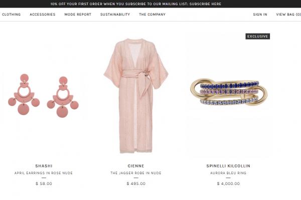 著名女时尚投资人Carmen Busquets 再出手:领投可持续发展奢侈品电商Maison-De-Mode种子轮融资