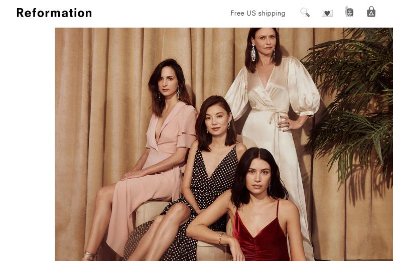 洛杉矶环保时尚品牌 Reformation 获2500万美元B轮融资, Net-a-Porter创始人 Massenet创办的风投公司领投